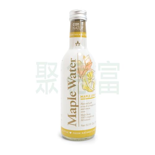 canNATUR 楓樹精華純 / 檸檬口味