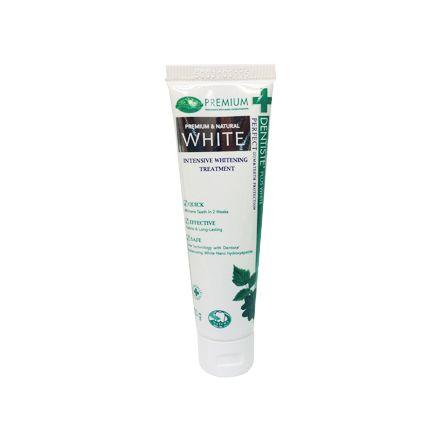 DENTISTE'牙醫選天然淨白優質牙膏20g x 5入